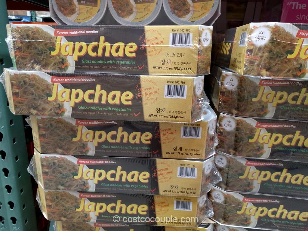 Balance Grow Japchae Korean Noodle Bowls Costco 2