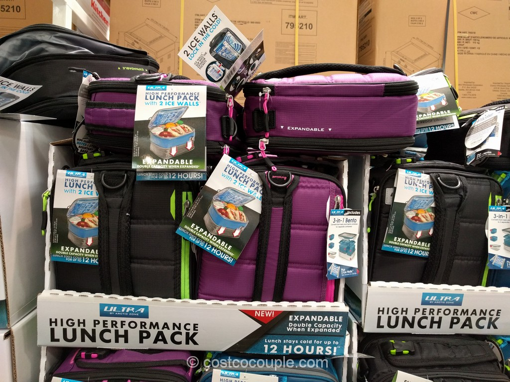California Innovations Expandable Lunch Pack Costco 3