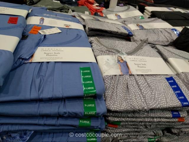 Carole Hachman Ladies Pajama Set Costco 2