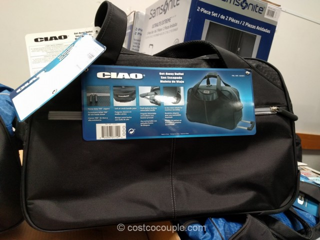 Ciao Get-Away Overnighter Costco 3