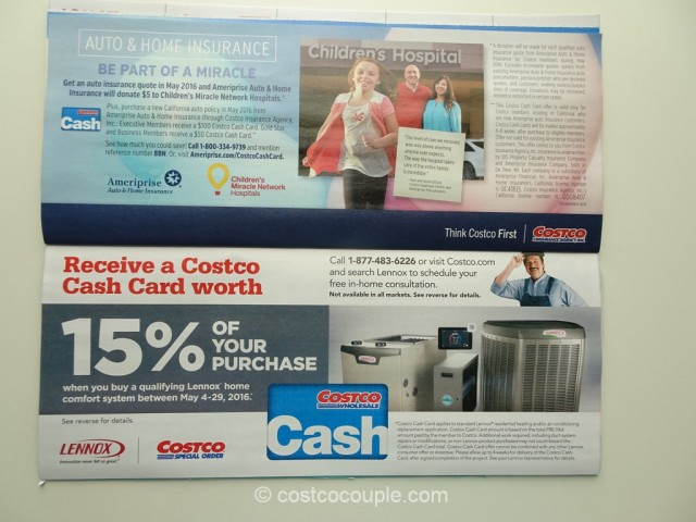 The Costco May Coupon Book is here – actually, we have the early preview from hereffiles5gs.gq Coupon books should be in your mailbox over the next couple days! The offers are available in stores May 23rd through June 17th. This May edition of the coupon book is 23 pages long – .