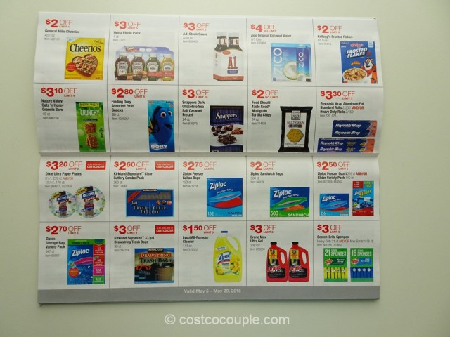 Costco May 2016 Coupon Book 6