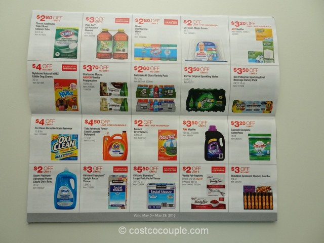 Costco May 2016 Coupon Book 7