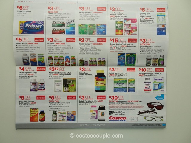 Costco May 2016 Coupon Book 9