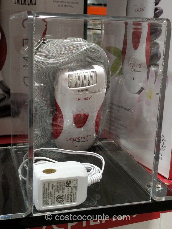 Epilady Legend 4 Epilator Costco 5