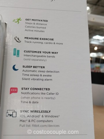 Fitbit Alta Activity Tracker Costco 6