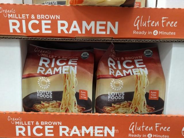Lotus Foods Organic Rice Ramen Costco 2