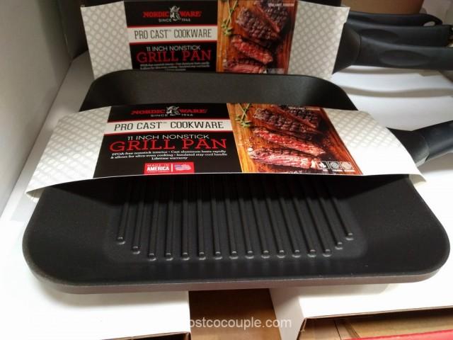 Nordic Ware Nonstick Grill Pan Costco 3