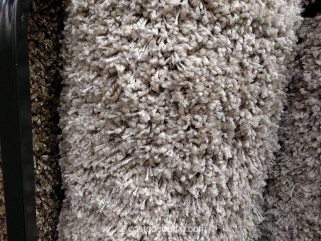 Nuage Collection Shag Area Rug 8u2032 x 10u2032