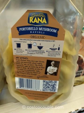 Rana Organic Portobello Mushroom Ravioli Costco 5