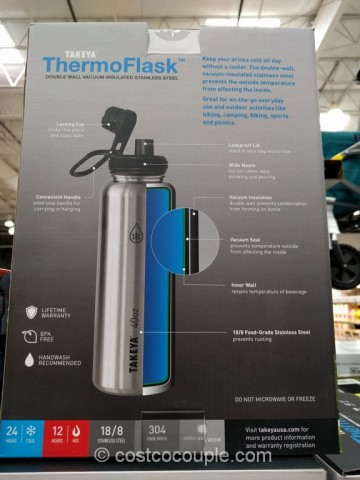 Takeya Thermoflask