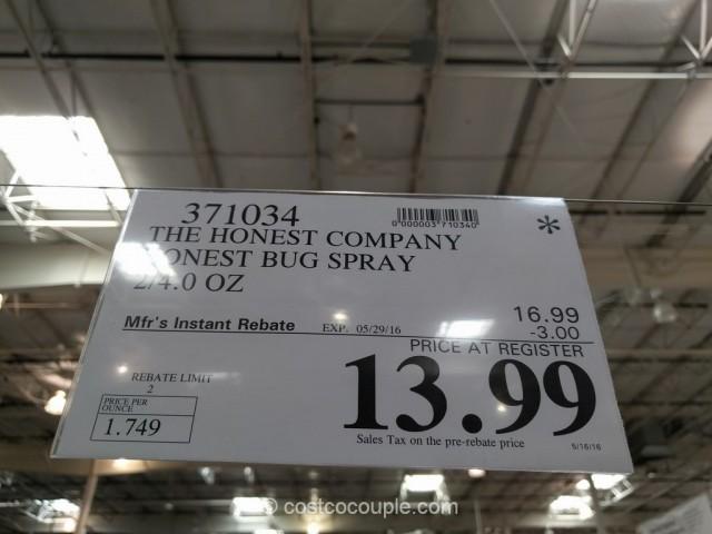 The Honest Company Honest Bug Spray Costco 1