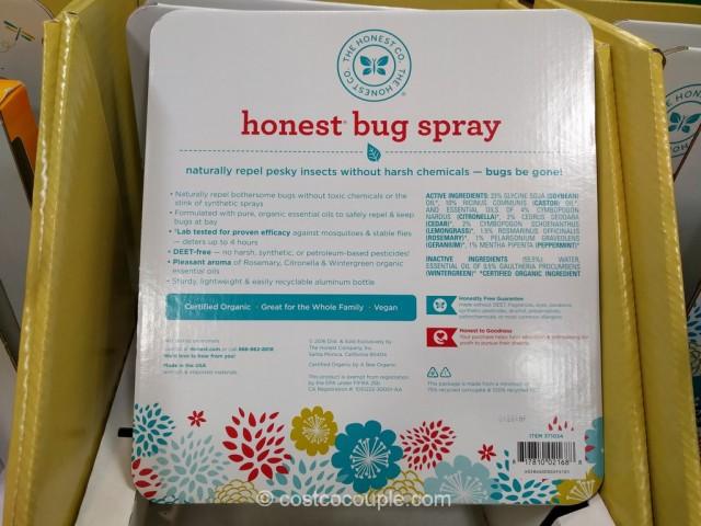 The Honest Company Honest Bug Spray Costco 3