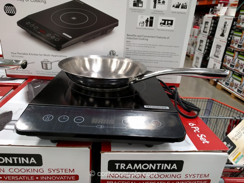 Tramontina Induction Cooking System Costco 2