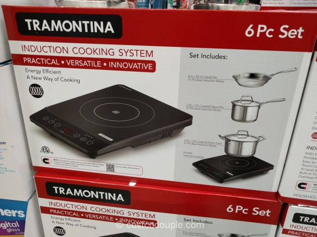 Tramontina Induction Cooking System