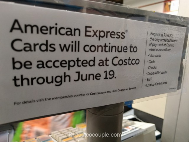 Costco credit card transition