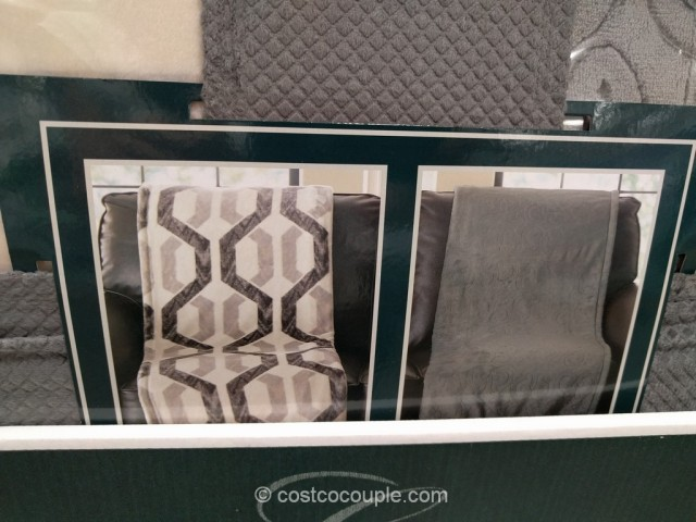 Charisma Plush Throw Costco 4