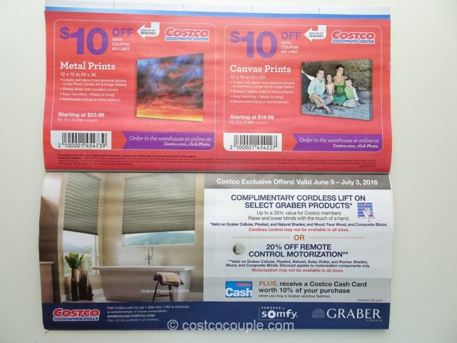 Costco June 2016 Coupon Book 10