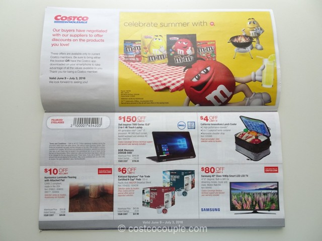 Costco June 2016 Coupon Book 2