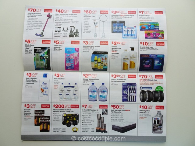 Costco June 2016 Coupon Book 4