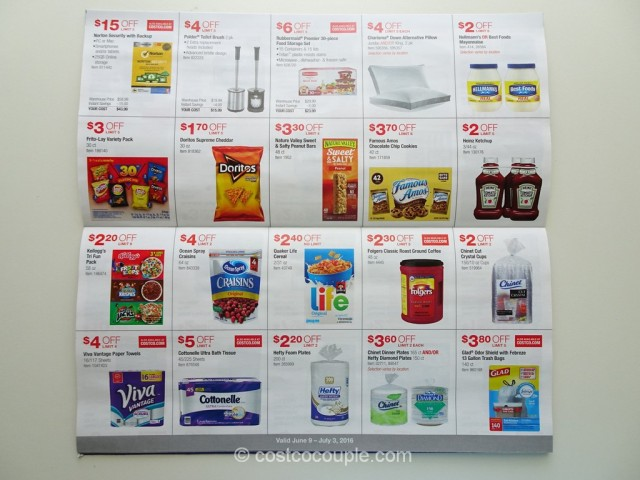Costco June 2016 Coupon Book 5