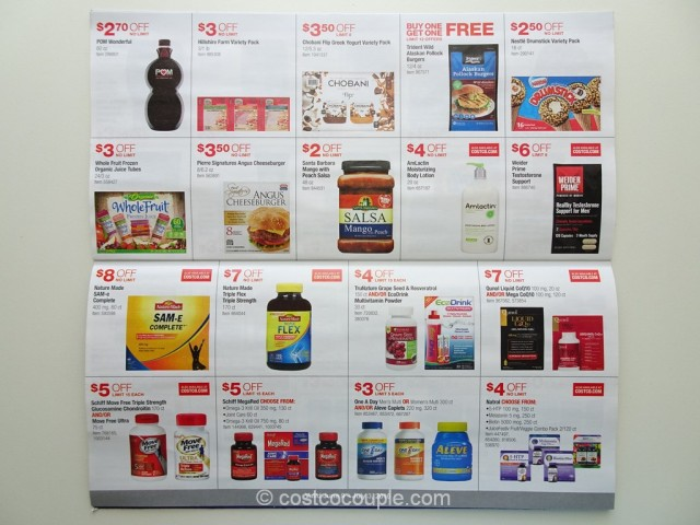 Costco June 2016 Coupon Book 7