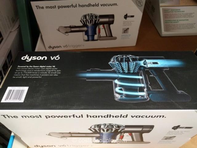 Dyson V6 Trigger + Handheld Vacuum Costco 3