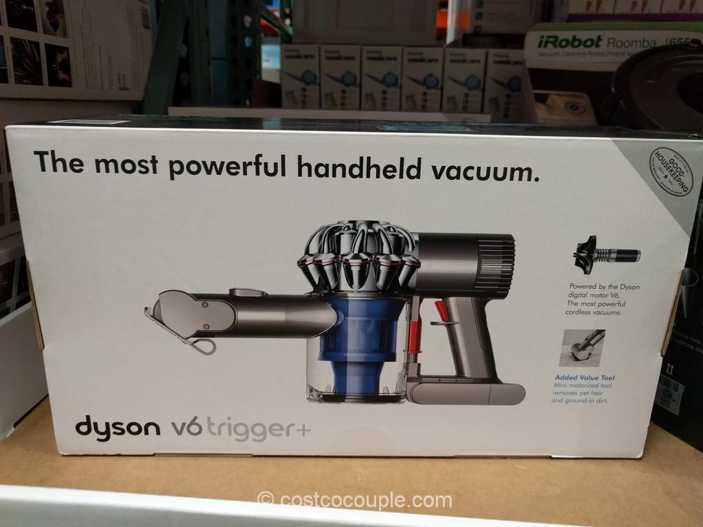 Dyson V6 Trigger + Handheld Vacuum Costco 4