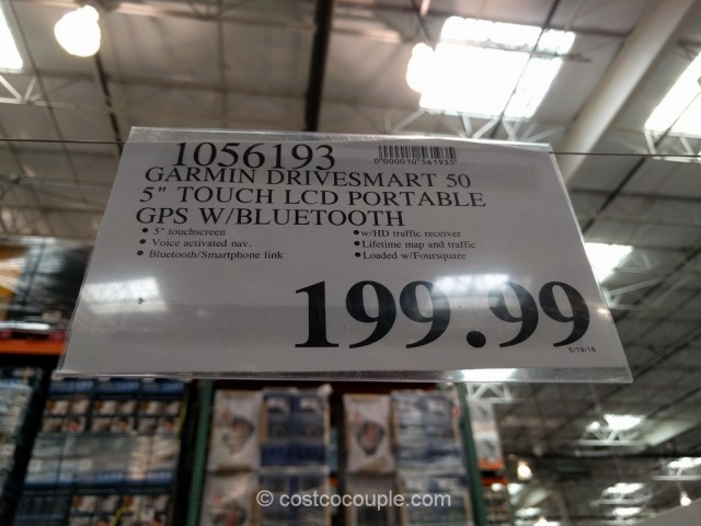 Garmin DriveSmart 50 Costco 1