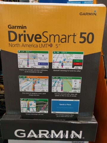 Garmin DriveSmart 50 Costco 2