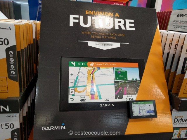 Garmin DriveSmart 50 Costco 3