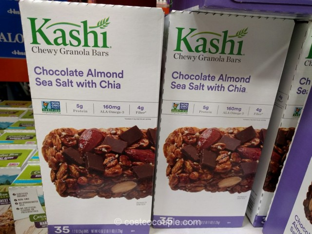 Kashi Chocolate Almond And Sea Salt Granola Bar