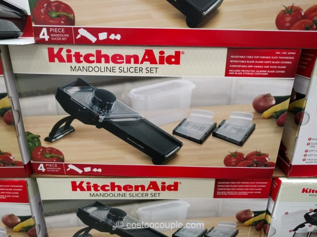 Kitchenaid Mandoline Slicer Set Costco 4 2