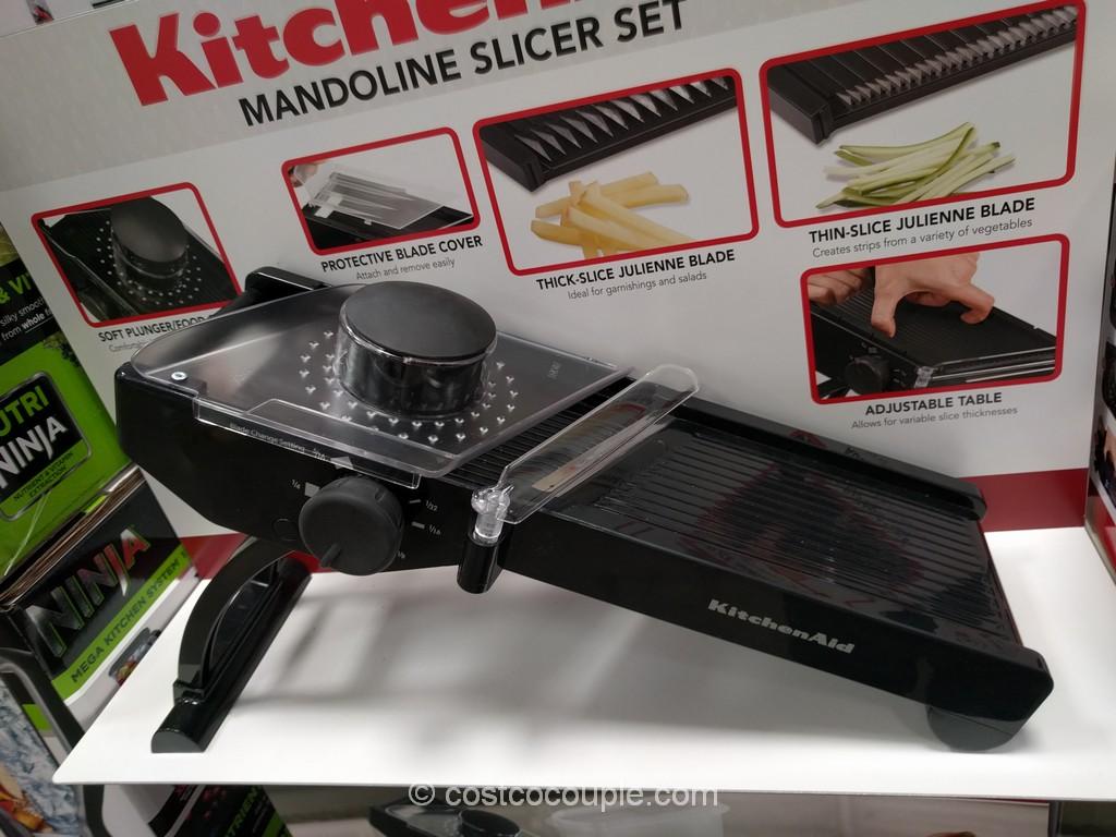 KitchenAid Mandoline Slicer Set Costco 3