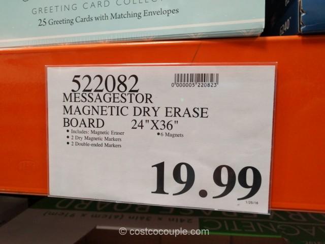 Magnetic Dry Erase Board Costco 1