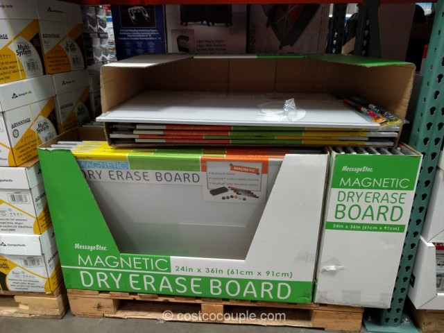 Magnetic Dry Erase Board Costco 2