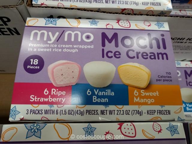 Mymo Mochi Ice Cream Costco 3