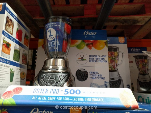 Oster Pro 500 Blender Costco 2