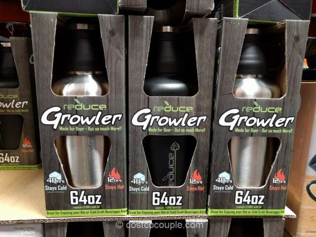 Reduce Growler Costco 2