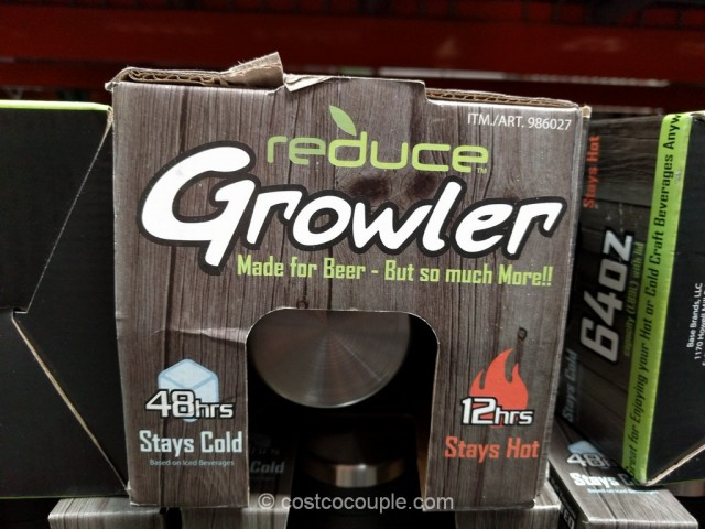 Reduce Growler Costco 3