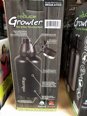 Reduce Growler Costco 5