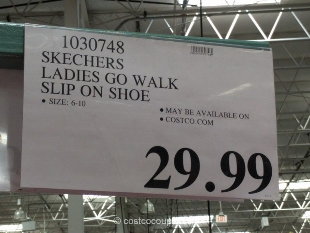 Skechers Ladies Go Walk Costco 1