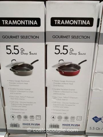 Tramontina Deep Saute Pan