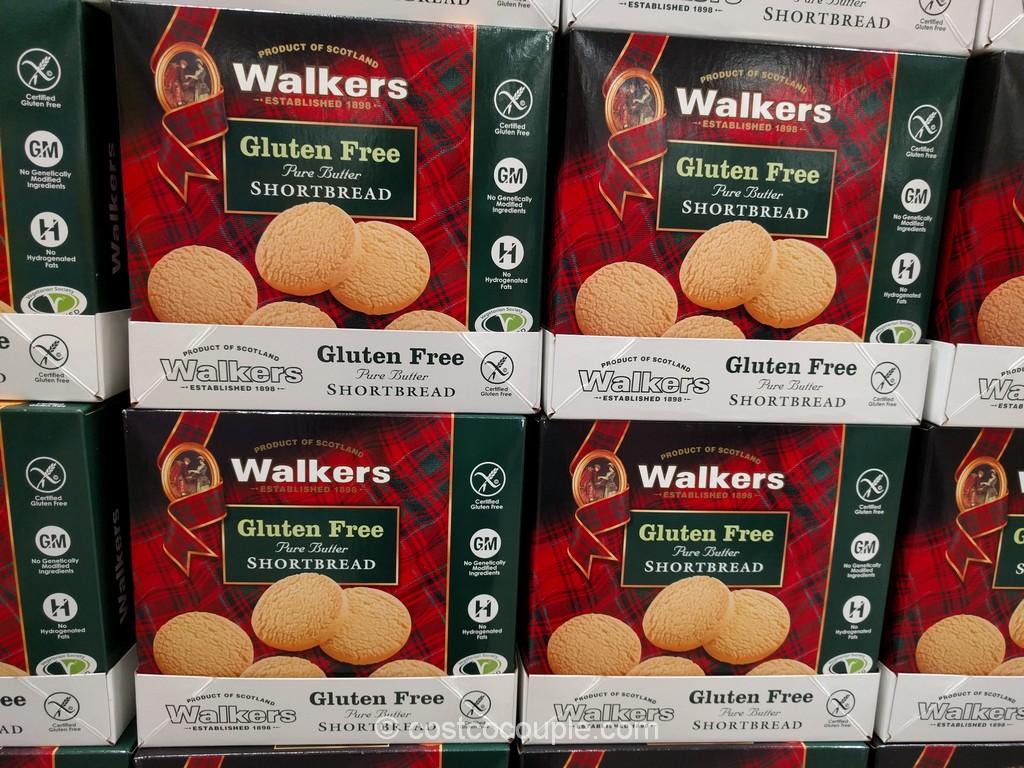 Walkers Gluten Free Shortbread Costco 2