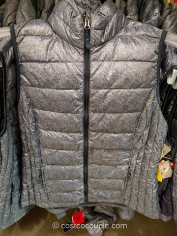 32 Degrees Ladies Packable Down Vest