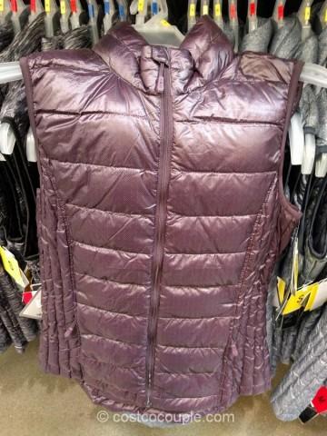 32 Degrees Ladies Packable Down Vest