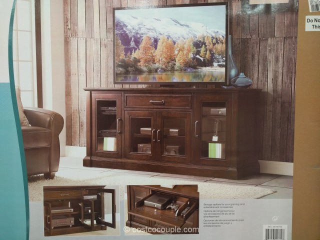Bayside Furnishings Brockport TV Console Costco 4