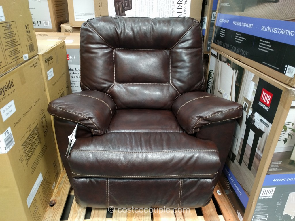 Berkline Leather Recliner Costco 2