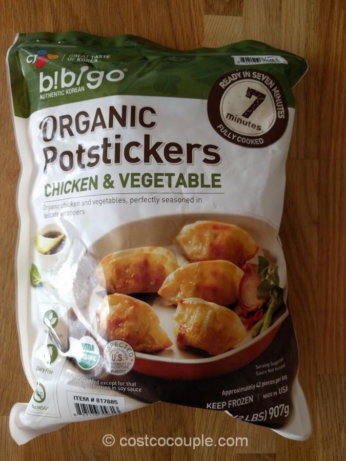 Bibigo Organic Potstickers Costco 1