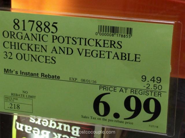 Bibigo Organic Potstickers Costco 2
